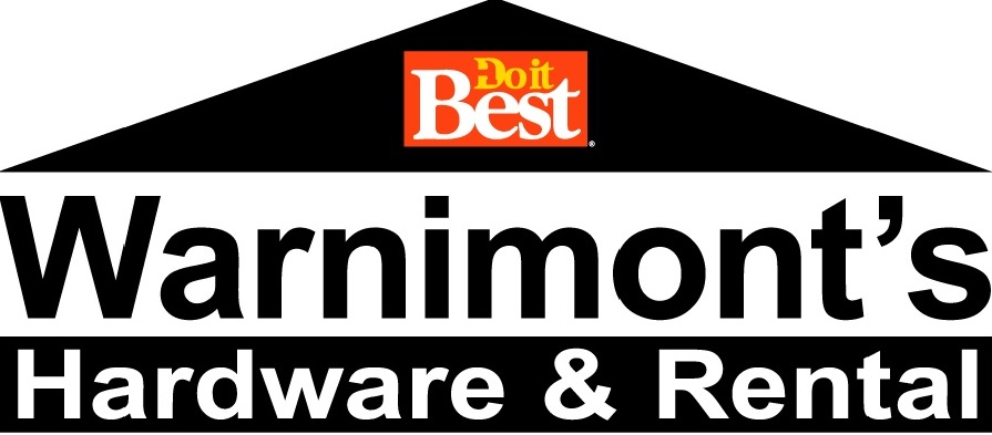 Warnimont's Colored Logo