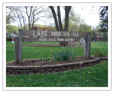 Lake Mini-Ha-Ha