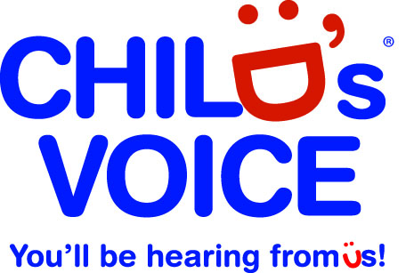 Child's Voice Logo