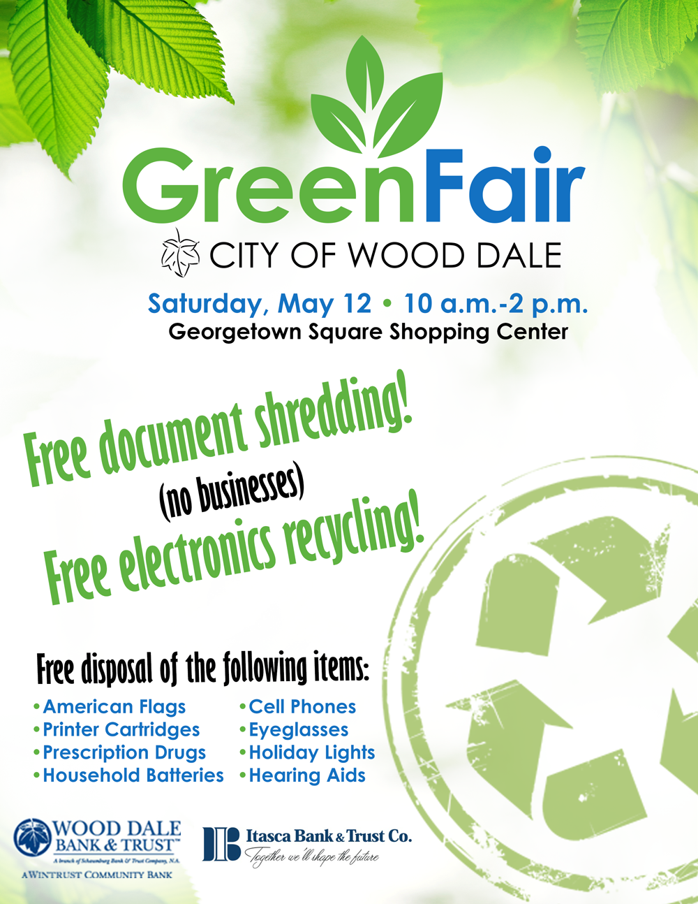 Green Fair 2018 | City of Wood Dale, IL