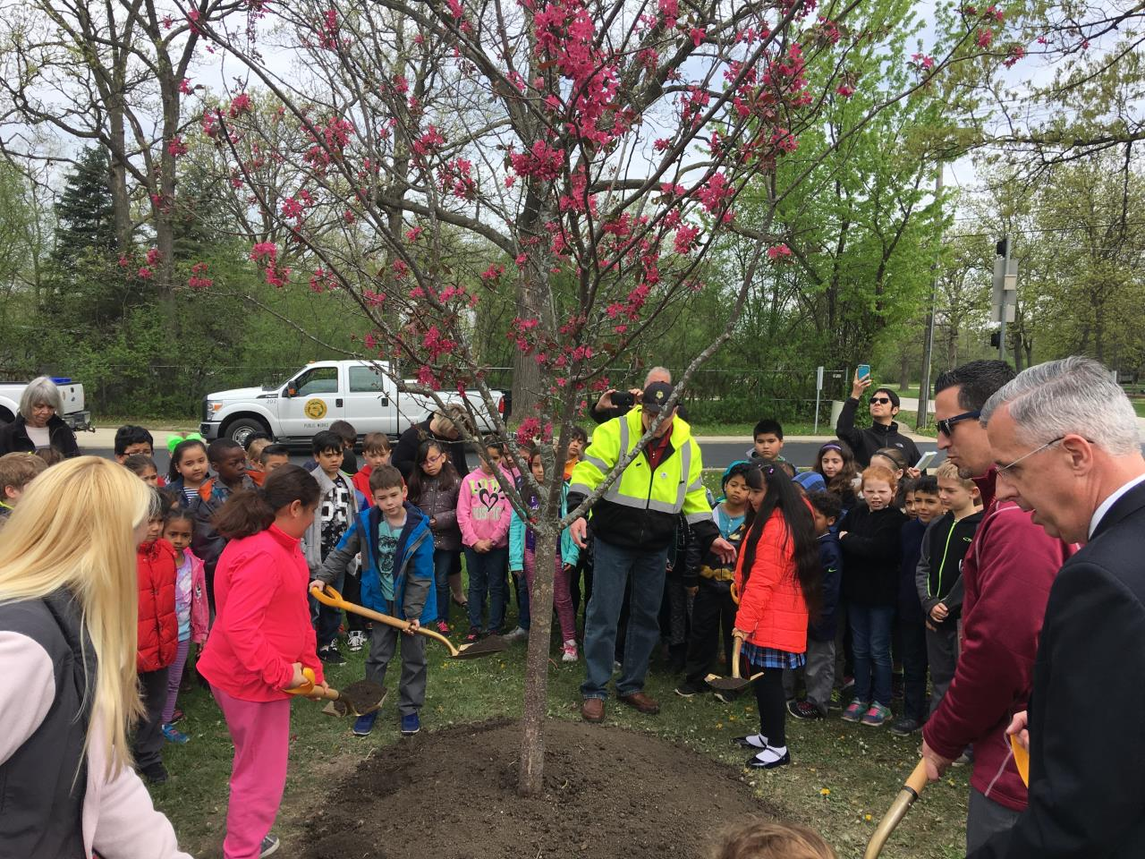 Arbor Day 2017 website