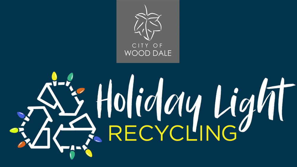 holiday lights recycling